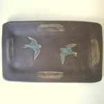 Bird tray