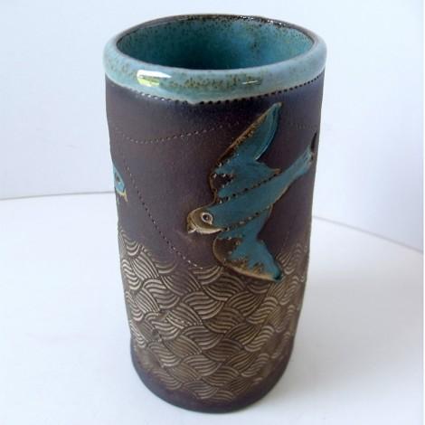Blue Bird Tumbler