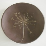 chocolate anise plate
