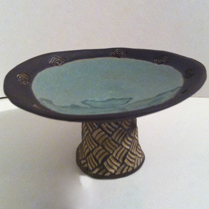 Handmade Ceramic Cake Stands
